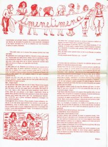 Controinformazione femminista Limenetimena herstory  donne storia collettivi manifestazioni gruppi mappa