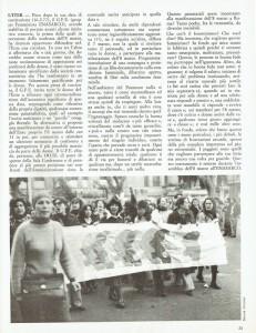 Gruppo femminista Enasarco effe herstory  femminismo luoghi donne storia gruppi Roma