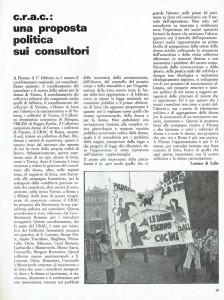 Comitato romano liberalizzazione aborto contraccezione herstory  femminismo donne gruppi Roma