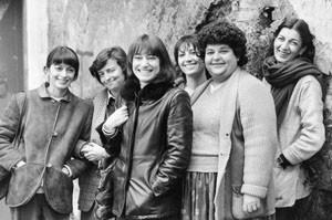Collettivo cinema femminista trasmissione herstory  luoghi donne storia gruppi Roma