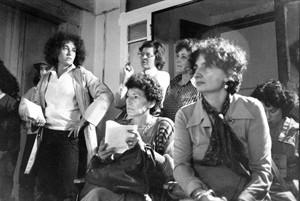 consulenza legale  casa donna governo vecchio herstory femminismo lesbiche  storia gruppi Roma