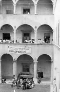 collettivo donna informazione governo vecchio herstory  storia gruppi Roma