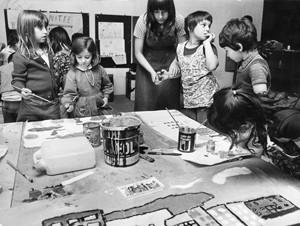 laboratorio animazione collettivo femminista centocelle herstory  luoghi donne storia gruppi Roma