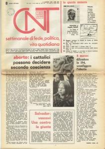 Collettivo donne Confronti rivista nuovi tempi herstory  femminismo luoghi storia gruppi Roma