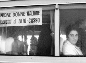 Unione donne italiane herstory  femminismo storia gruppi Roma archivia