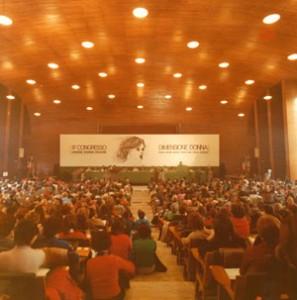 nono congresso Unione donne italiane herstory  femminismo storia gruppi Roma archivia