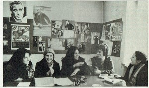 sede Elsa Bergamaschi herstory  femminismo donne storia collettivi manifestazioni gruppi mappa