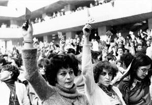 decimo congresso Unione donne italiane herstory  femminismo storia gruppi Roma archivia