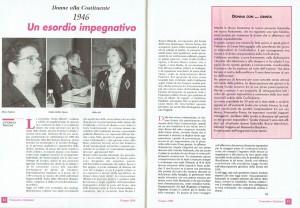 CIF Centro Femminile articolo esordio herstory  femminismo luoghi donne storia gruppi Roma