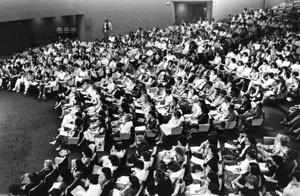 congresso Unione donne italiane herstory  femminismo storia gruppi Roma archivia