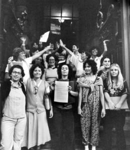 violenza sessuale proposta legge iniziativa popolare herstory  femminismo luoghi donne storia gruppi Roma