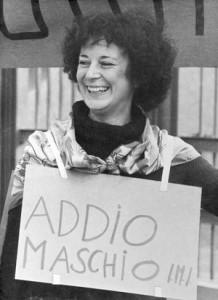 Collettivo femminista bancarie manifestazione sciopero herstory  luoghi donne storia gruppi Roma