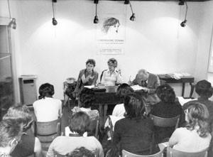 presentazione libro aborto Unione donne italiane herstory  femminismo storia gruppi Roma archivia