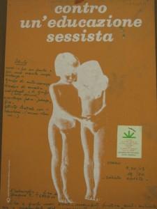 Collettivo laboratorio femminista manifesto herstory  luoghi donne storia gruppi Roma