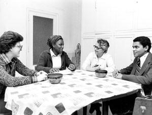 incontro  Unione donne italiane herstory  femminismo storia gruppi Roma archivia