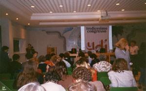 13 congresso Unione donne italiane herstory  femminismo storia gruppi Roma archivia