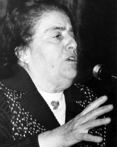 CIF Centro Italiano Femminile presidente herstory  femminismo luoghi donne storia gruppi Roma
