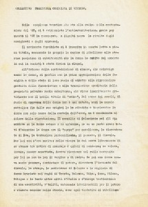 Collettivo Viterbo documento herstory  femminismo luoghi donne storia gruppi Roma