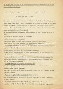 seminario programma MLD Movimento di Liberazione della Donna archivia herstory  femminismo Roma