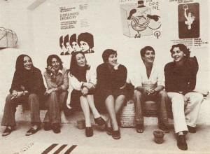 Centro delle donne sede almanacco herstory  femminismo storia collettivi manifestazioni gruppi mappa
