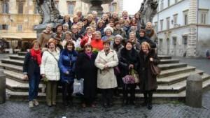 Circolo femminile di amicizia europea herstory  femminismo luoghi donne storia gruppi Roma consiglio direttivo