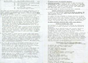 UDI Unione donne italiane herstory  femminismo storia gruppi Roma archivia
