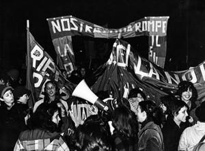 manifestazioni delle donne riprendiamoci la notte Archivia. Herstory femminismo a roma e Lazio