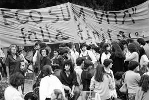 manifestazioni delle donne difesa 194 Archivia. Herstory femminismo a roma e Lazio