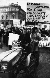manifestazioni delle donne diritto di famiglia Archivia Herstory femminismo a roma e Lazio