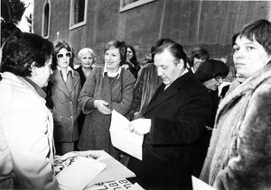 manifestazioni delle donne consultori Archivia Herstory femminismo a roma e Lazio