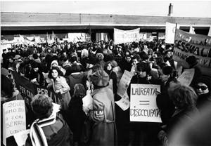 manifestazioni delle donne lavoro occupazione femminile Archivia Herstory femminismo a roma e Lazio