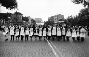 manifestazioni delle donne pace Archivia Herstory femminismo a roma e Lazio