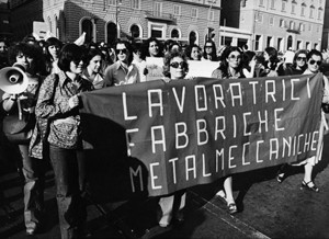 manifestazioni delle donne aborto Archivia Herstory femminismo a roma e Lazio