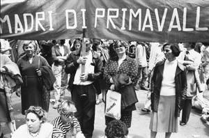 Madri di Primavalle manifestazione herstory  femminismo luoghi donne storia gruppi Roma