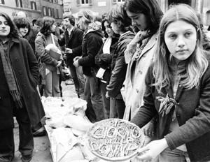 manifestazioni delle donne Archivia. Herstory femminismo a roma e Lazio