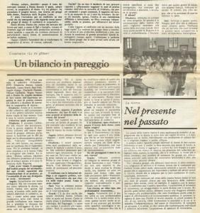 Cooperativa tre ghinee gruppo articolo quotidiano donna herstory  femminismo gruppi Roma