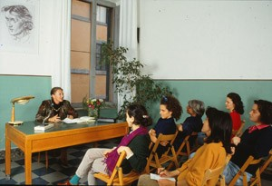 Centro culturale Virginia Woolf Gruppo B herstory  femministe  collettivi manifestazioni gruppi Roma