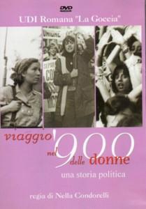 Circolo Udi La goccia viaggio novecento copertina pubblicazione herstory  femminismo luoghi donne storia collettivi manifestazioni gruppi Roma