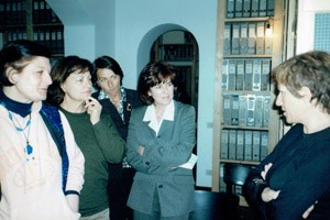 Archivio Nazionale Udi sede herstory  femminismo donne storia collettivi manifestazioni gruppi