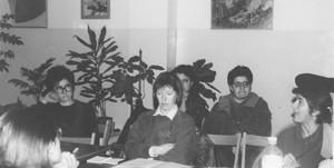 Cli collegamento lesbiche italiane herstory  femminismo luoghi donne storia gruppi Roma