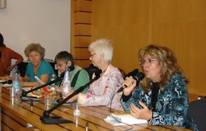 incontro mary daly CFS centro femminista herstory separatismo luoghi collettivi gruppi donne Roma