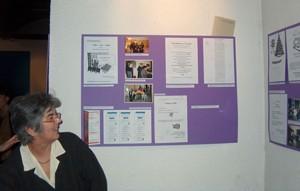 mostra ventennale CFS centro femminista herstory separatismo luoghi collettivi gruppi donne Roma