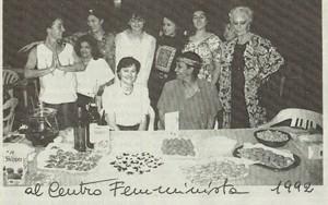 gruppo città sessuale CFS  centro separatista comitato femminista giustizia herstory  lesbiche  luoghi collettivi gruppi Roma