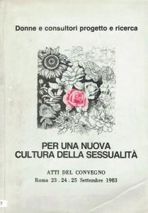 Coordinamento Donne Consultori atti convegno herstory  femminismo luoghi storia gruppi Roma