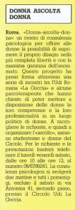 Circolo Udi La goccia donnaascoltadonna noidonne herstory  femminismo luoghi donne storia collettivi manifestazioni gruppi Roma