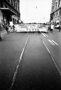 manifestazioni delle donne violenza sessuale Archivia. Herstory femminismo a roma e Lazio