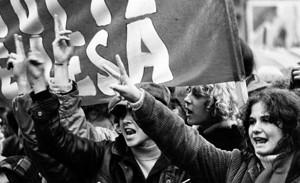 manifestazioni delle donne violenza sessuale processo circeo Archivia. Herstory femminismo a roma e Lazio