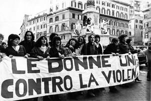 manifestazioni delle donne 8 marzo Archivia. Herstory femminismo a roma e Lazio