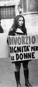 manifestazioni delle donne divorzio Archivia. Herstory femminismo a roma e Lazio