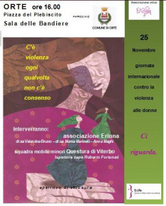 associazione erinna iniziativa genere femminismo luoghi donne storia gruppi Roma